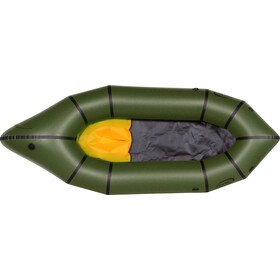 nortik TrekRaft Dinghy dark green/black